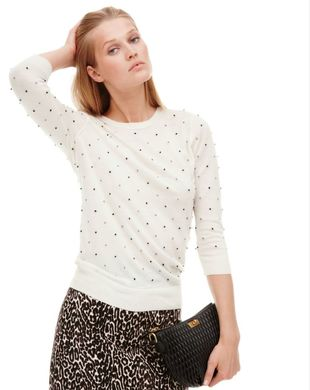 J Crew Tippi Sweater In French Knot