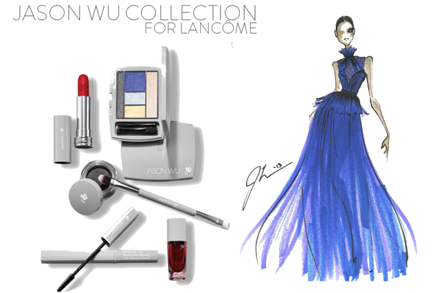 Jason Wu for Lancome Fall 2013 Makeup Collection