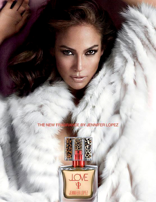Jennifer Lopez J Love New Fragrance