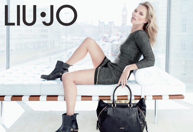 Kate Moss For Liu Jo Fall 2013 Campaign Look  (10)