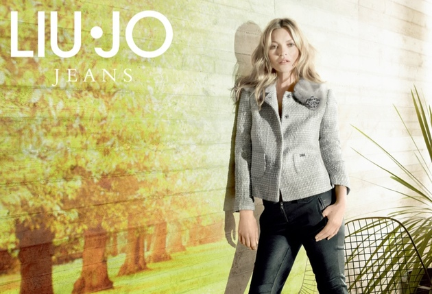 Kate Moss For Liu Jo Fall 2013 Campaign Look  (5)