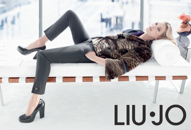 Kate Moss For Liu Jo Fall 2013 Campaign Look  (6)