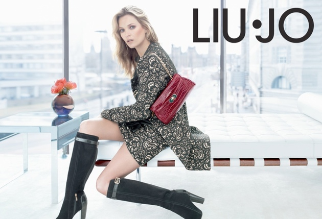Kate Moss For Liu Jo Fall 2013 Campaign Look  (7)