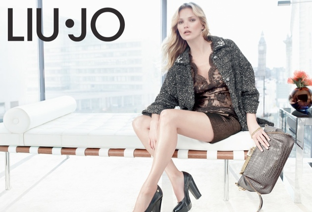 Kate Moss For Liu Jo Fall 2013 Campaign Look  (8)