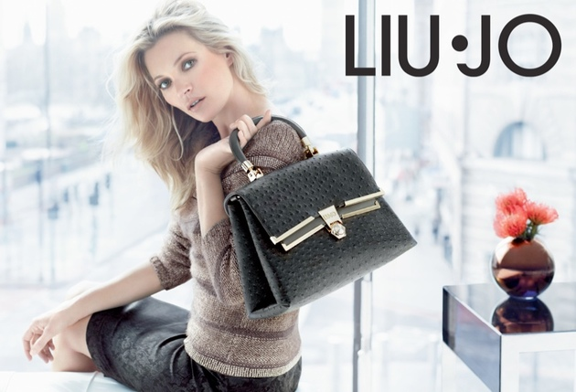 Kate Moss For Liu Jo Fall 2013 Campaign Look  (9)