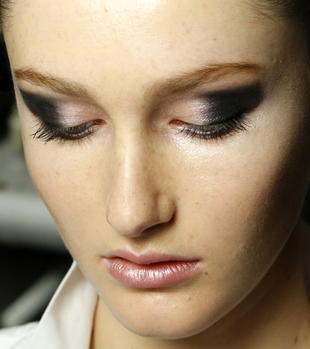 Smokey Cat Eye Makeup Michael Kors