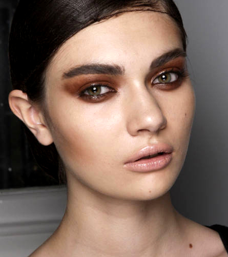 Pictures : Makeup Trends for Fall/Winter 2013-2014 - Bold ... 2014 Eye Makeup Trends