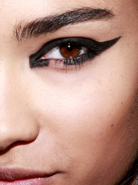 Cat Eyes Makeup Trend