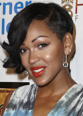 Meagan Good Short Hairstyle