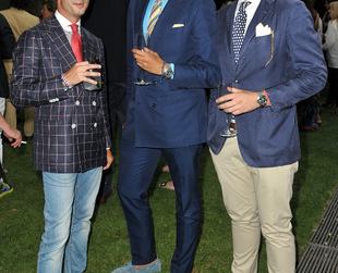 Sprezzatura is a trend often discussed within the world of men's fashion as the pursuit of the appearance of effortlessness with dedication to the end result.