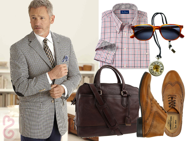 Mens Style Sprezzatura Fashion