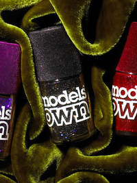 Models Own Velvet Goth Fall 2013 Nail Polish Collection