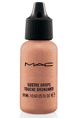 Rihanna Rose Gold Lustre Drops