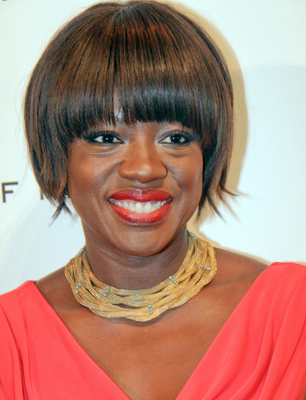Viola Davis Bob Haircut