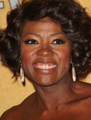 Viola Davis Short Bob Haircut