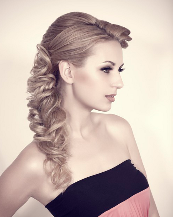 Brilliant Pictures Summer Vacation Hairstyles For Long Hair Braided Ponytail Short Hairstyles Gunalazisus