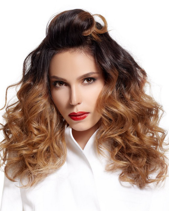 Pictures : Summer Vacation Hairstyles for Long Hair