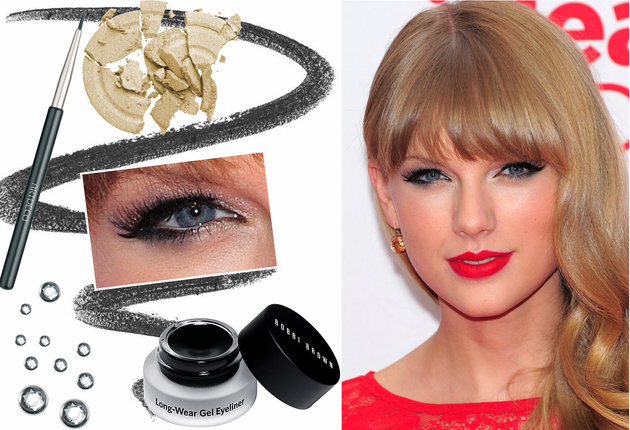 Taylor Swift Eye Makeup Tips