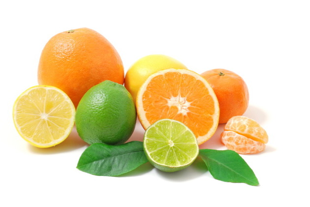Citrus Fruit As Remedy For Broken Capillaries