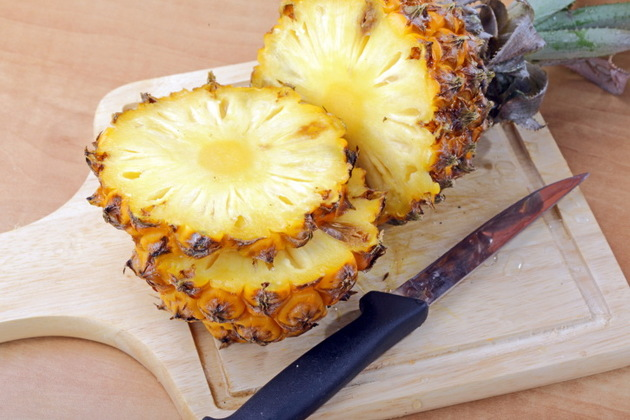 Pineapple For Facial Mask