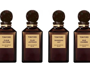 The Private Blend fragrance line from Tom Fords extends this fall with four new scent inspired by the Orient. Find out more.