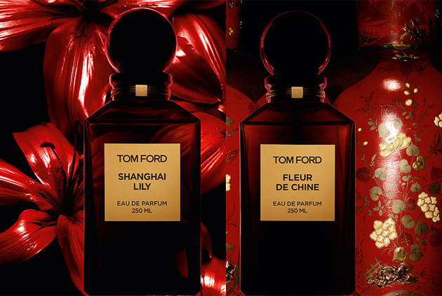 Tom Ford Fall 2013 Private Blend Atelier d'Orient Fragrances