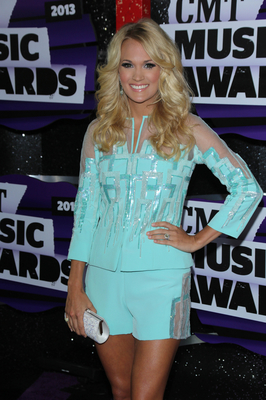 Carrie Underwood Vegetarian