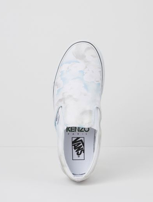 Kenzo Clouds Vans Sneakers Fall 2013 (2)