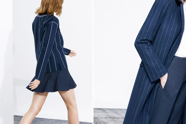 Zara Fall 2013 Trends Stripes