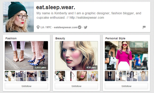 Eat Sleep Wear Pinterest