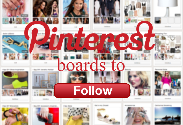 10 + 1 Amazing Pinterest Boards to Follow
