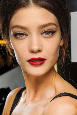 Red Lips Dolce And Gabbana
