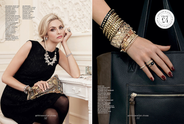 Accessorize Autumn Winter 2013 Jewellery