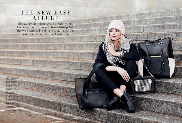 Accessorize Autumn Winter 2013 Lookbook