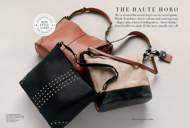 Accessorize Fall 2013 Bags