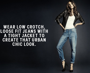 Check out the cool new H&M Divided Denim line, presented by none other than VS Angel Alessandra Ambrosio.