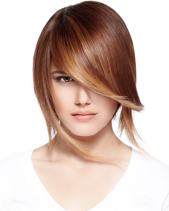Pictures : Asymmetrical Bob Hairstyle: Is It The Right