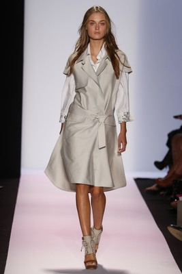 Bcbg Max Azria Spring 2014 Collection Trench
