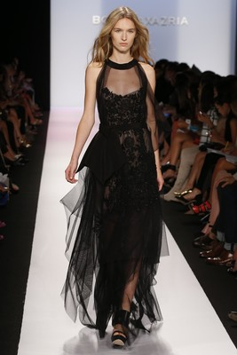 Chiffon Gown From Bcbg Max Azria Spring 2014 Collection