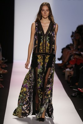 Maxi Dress Bcbg From Max Azria Spring 2014 Collection