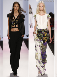 BCBG Max Azria Spring 2014 Collection