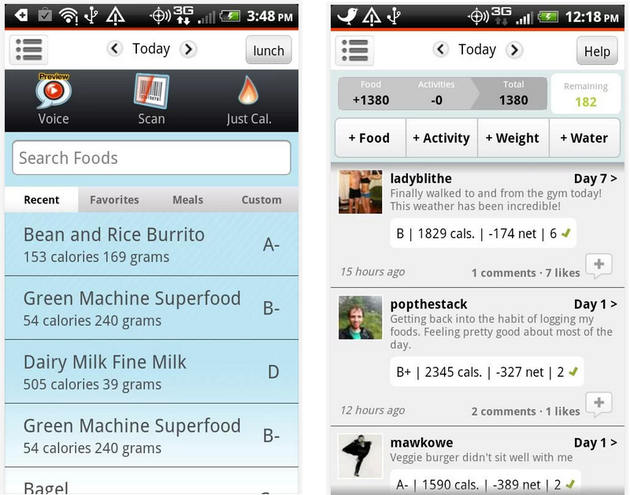 Best Apps for Weight Loss: iPad, iPhone and Android