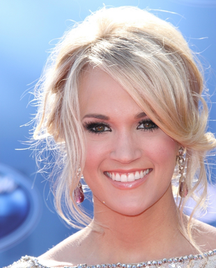 Best Carrie Underwood Hairstyles.