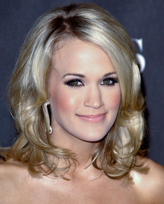 Pictures Best Carrie Underwood Hairstyles Carrie