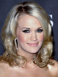 Carrie Underwood Bob