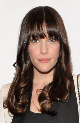 Liv Tyler Long Face Shape Haircut
