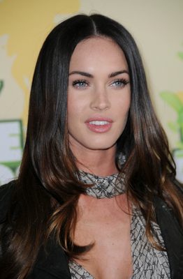 Megan Fox Long Face Shape Layered Haircut