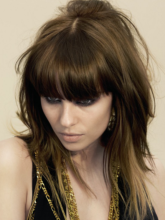 pictures best hairstyles for fine thin hair with bangs