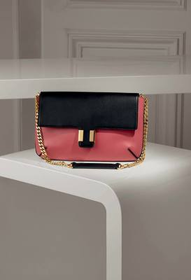 Amelia Clutch In Smooth Calfskin From The Chloe Fall 2013 Accessories Collection