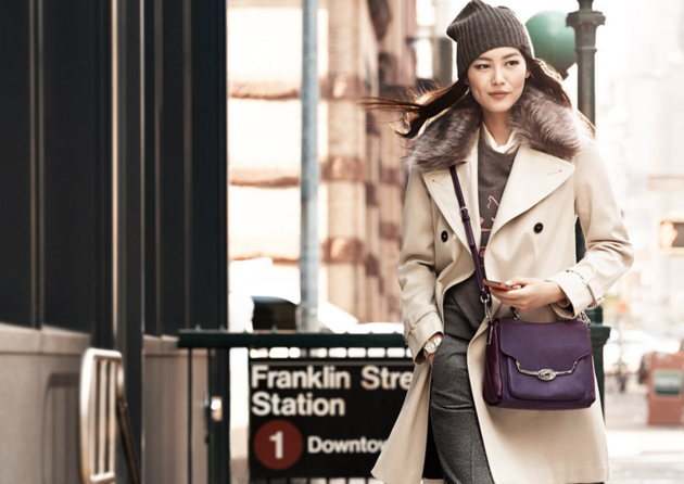 Coach Fall 2013 Ads